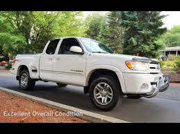 2004 toyota tundra limited 4dr access