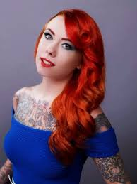 Megan Massacre, for those who like tatted ladies. : ladyladyboners