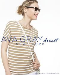 Spring Summer 2014 Ava Gray direct Catalog