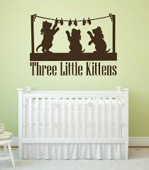 Nursery Rhyme Wall Decals Vinyl Decor Wall Decal Customvinyldecor Com