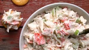 Southern Crab Salad Recipes