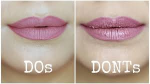 liquid lipstick mistakes to avoid do
