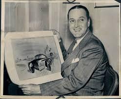 30 mars 1947 – Preston Tucker annonce la mise sur pied de sa compagnie -  Benoit Charette