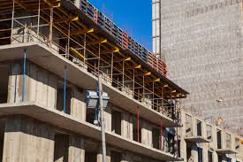 construction of multistory monolithic