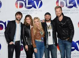 lady antebellum pics at downtown las