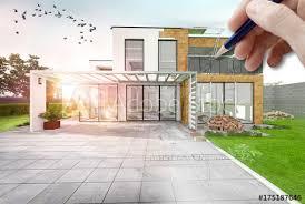 construction d une maison d architecte