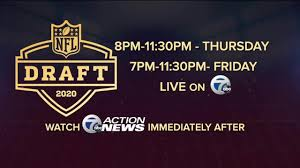 2020 NFL Draft: How to watch on Channel ...