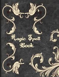 magic spell book book of shadows