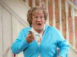 mrs brown s boys is clearly por