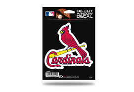 St Louis Cardinals Window Decal Sticker Officially Licensed Mlb Custom Sticker Shop