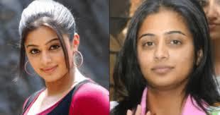 actresses of south films without makeup