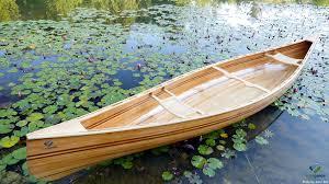 building a cedar strip canoe film