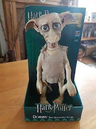 harry potter dobby house elf figure
