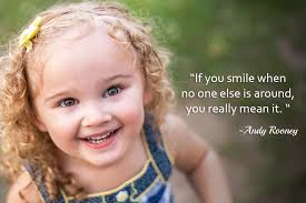 beautiful kids smile quotes