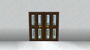 minecraft modern glass doors mod 2020