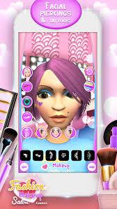 fashion makeup salon games saubhaya