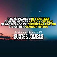 quotes jomblo facebook