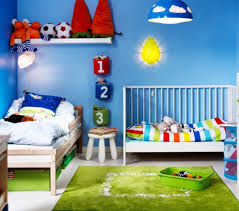 Tips For Wall Color For Kids Rooms