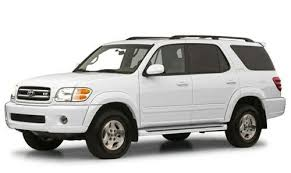 used 2001 toyota sequoia for near