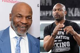 Mike Tyson vs Roy Jones Jr exhibition bout official for Sept. 12 ...