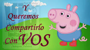 Vip Video Invitacion Personalizada Cumpleanos Eventos Peppa Pig By