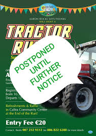 Aaron Rocke says Thanks Tractor Run - Home | Facebook