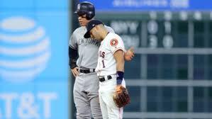Carlos Correa takes fabulously petty jab at Aaron Judge in ...