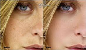 face yser and portrait photo retouching