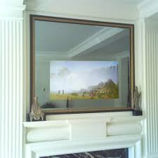 hiding your tv with style meta interiors