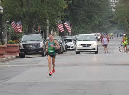 Abby Dean winning Delaware Distance Run 15K! - Athena Track Club | Facebook