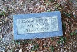 Susan Ada Edwards Crumpler (1869-1940) - Find A Grave Memorial