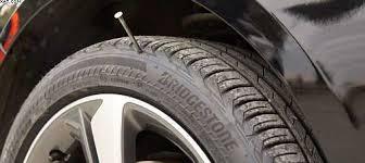 run flat tyres can we repair them