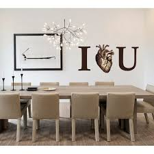 Shop I Love You Wall Decal Heart Wall Sticker Overstock 32169652