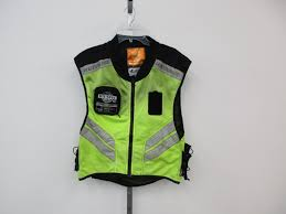 icon mil spec mesh vest regular neon