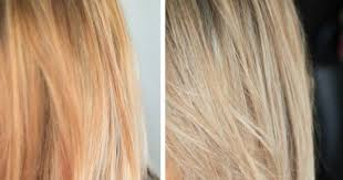 How to Tone Brassy Hair at Home - Wella t14 and Wella t18 | Toner for  blonde hair, Toning bleached hair, Toning blonde hair