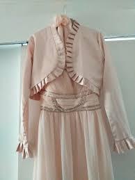 formal foschini salmon strappy dress