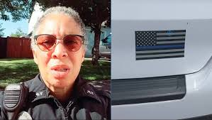Tacoma Police Cars No Longer Sport Thin Blue Line Stickers Tacoma News Tribune
