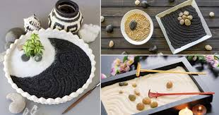 13 diy mini zen garden ideas for desk