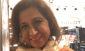 naz mansha talks about inglot cosmetic