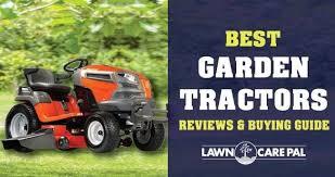 best garden tractors for the money in