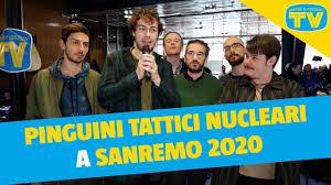 """Pinguini Tattici Nucleari a Sanremo 2020: «""""Ringo Starr"""" è un ..."""