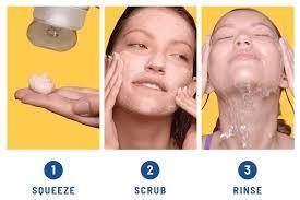 st ives fresh skin face scrub