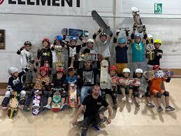 Celebracion De Cumpleanos En El Skate Indoor Park Madrid