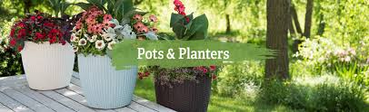 garden pots planters and boxes free