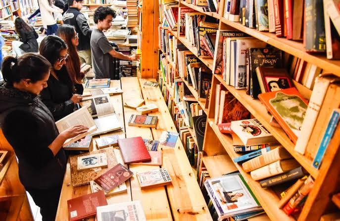 """Resultado de imagen de libros donados"""""""