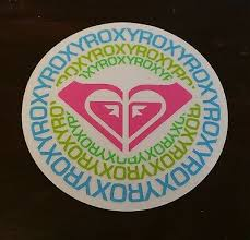 Skateboarding Longboarding Stickers Decals Sporting Goods Roxy Surf Quiksilver Wave Beach Car Decal Sticker Window Lot Culture Clothing