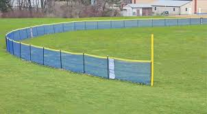 Baseball Softball Batting Cages Netting 100 Sports Plastic Fence Kit Baseball Outfield Fences Sporting Goods Cub Co Jp