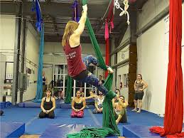 new studio aerial lab offers lessons in