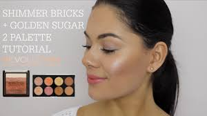 new makeup revolution shimmer bricks