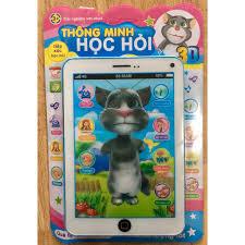 Đồ Chơi Giáo Dục | Đồ chơi iPad Mèo Tom thông minh (hát, kể chuyện ...
